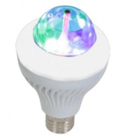 ASTROLED-MINI DOUBLE EFFET ASTRO + MINI 3X1 RGB LED + 15XSMD LED CHIP