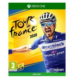 JEU XBOX ONE TOUR DE FRANCE 2020