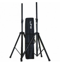 SPEAKER STANDS WITH BAG 2 PCS IBIZA 15-4000