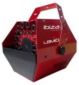 MACHINE A BULLES PORTABLE IBIZA LBM10-BL