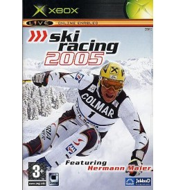 JEU XBOX SKI RACING 2005