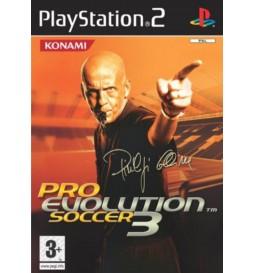 JEU PS2 PRO EVOLUTION SOCCER 3 (PLATINUM)