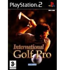 JEU PS2 INTERNATIONAL GOLF PRO
