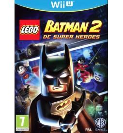 JEU WII U LEGO BATMAN DV SUPER HEROES