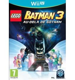 JEU WII U LEGO BATMAN 3 : AU-DELÀ DE GOTHAM