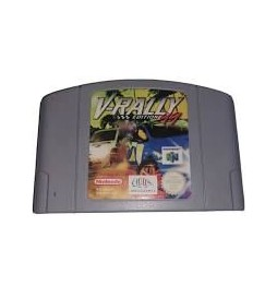 JEU N64 V-RALLY EDITION 99 SANS BOITE