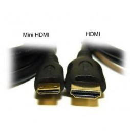 CABLE HDMI/MINI HDMI (TYPE C) 2M NOIR