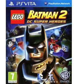 JEU PS VITA LEGO BATMAN 2 : DC SUPER HEROES