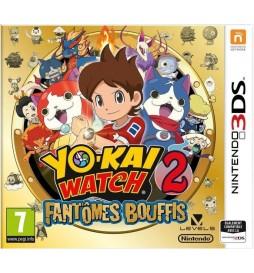 JEU 3DS YO-KAI WATCH 2 FANTOMES BOUFFIS