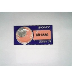 PILE SONY CR1220 3V