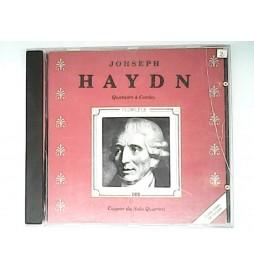 CD JOHSEPH HAYDN QUATUORS & CORDES