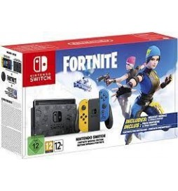 CONSOLE NINTENDO SWITCH EDITION FORTNITE