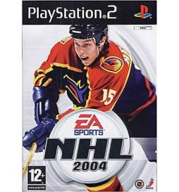 JEU PS2 NHL 2004