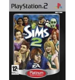 JEU PS2 LES SIMS 2 PLATINUM