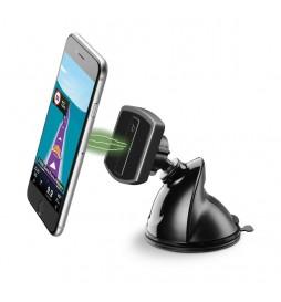 SUPPORT TELEPHONE POUR VOITURE CELLULARLINE MAG 4 NOIR