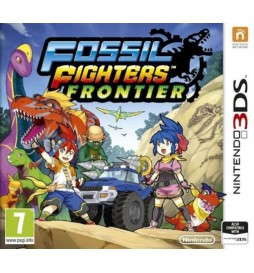 JEU 3DS FOSSIL FIGHTER : FRONTIER