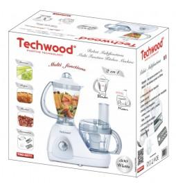 ROBOT MULTIFONCTIONS TECHWOOD TRO-6092