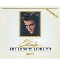 CD ELVIS THE LEGEND LIVES ON
