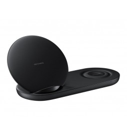 CHARGEUR INDUCTION SAMSUNG DUO NOIR