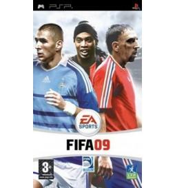 JEU PSP FIFA 09