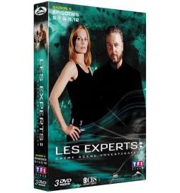 COFFRET DVD LES EXPERTS - SAISON 5 VOL. 1
