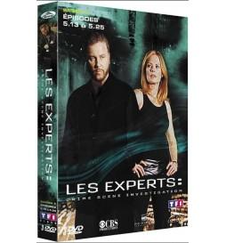 DVD LES EXPERTS : CRIME SCENE INVESTIGATION