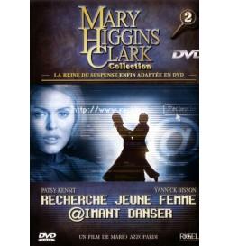 DVD MARY HIGGINS CLARK RECHERCHE JEUNE FEMME AIMANT DANSER