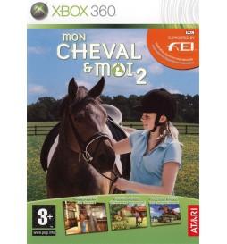 JEU XBOX 360 MON CHEVAL ET MOI 2