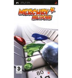 JEU PSP MERCURY MELTDOWN