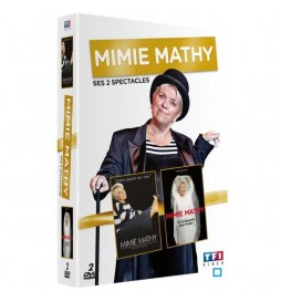 DVD MIMIE MATHY, SES 2 SPECTACLES