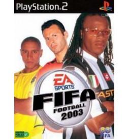 JEU PS2 FIFA FOOTBALL 2003