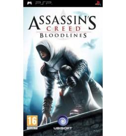 JEUX PSP ASSASSIN'S CREED BLOODLINES