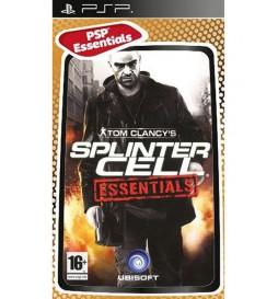 JEU PSP SPLINTER CELL ESSENTIALS (GAMME ESSENTIALS)