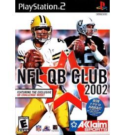 JEU PS2 NFL QB CLUB 2002