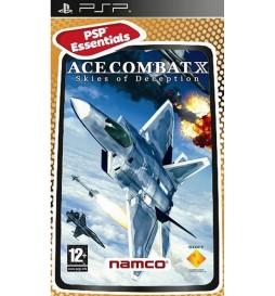 JEU PSP ACE COMBAT X: SKIES OF DECEPTION PSP ESSENTIALS