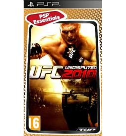 JEU PSP UFC 2010