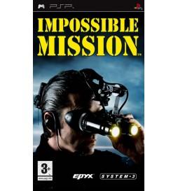 JEU PSP IMPOSSIBLE MISSION
