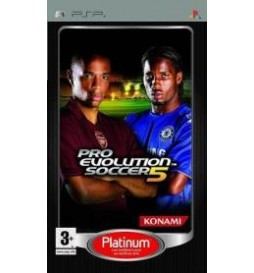 JEU PSP PRO EVOLUTION SOCCER 5 CLASSIC