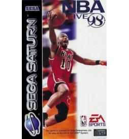 JEU SEGA SATURNE NBA LIVE 98