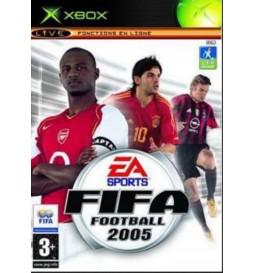 JEU XBOX FIFA FOOTBALL 2005