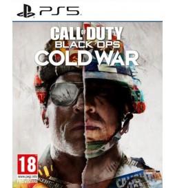 JEU PS5 CALL OF DUTY COLD WAR