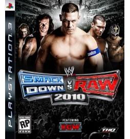 JEU PS3 WWE SMACKDOWN VS RAW 2010