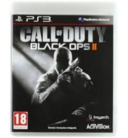 JEU PS3 CALL OF DUTY : BLACK OPS II