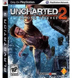 JEU PS3 UNCHARTED 2 : AMONG THIEVES
