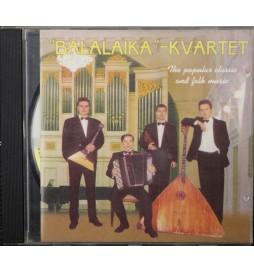 CD BALALAIKA - KUARTET