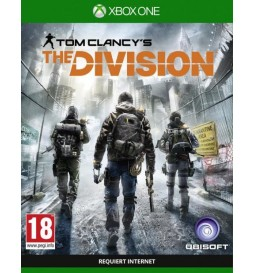 JEU XBOX ONE THE DIVISION