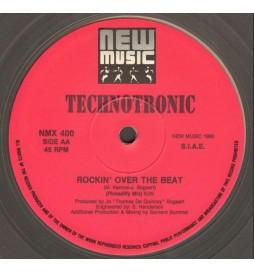 VINYLE NEW MUSIC TECHNOTRONIC