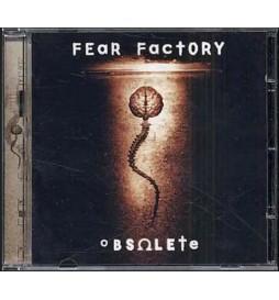 CD FEAR FACTORY OBSOLETE