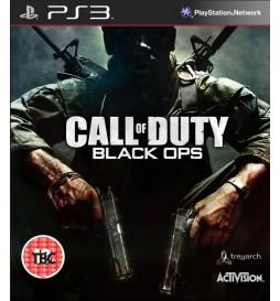 JEU PS3 CALL OF DUTY BLACK OPS
