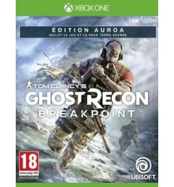 JEU XBOX ONE GHOST RECON BREAKPOINT EDITION AURORA